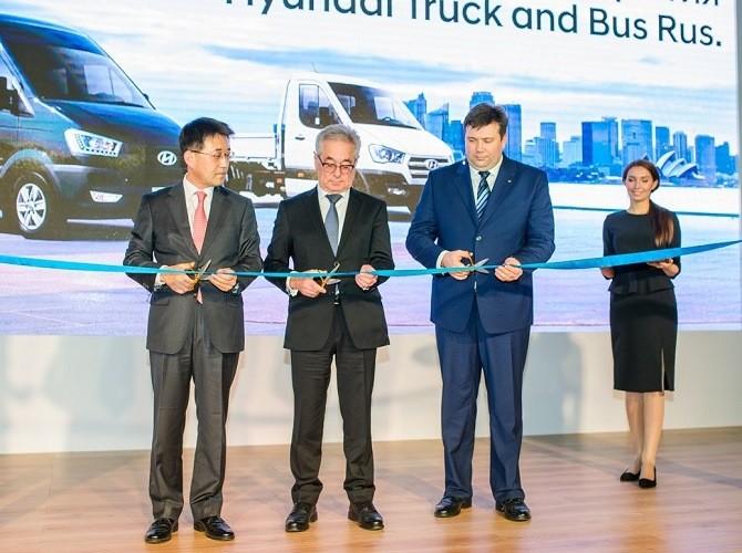 коммерческий транспорт hyundai официальный сайт