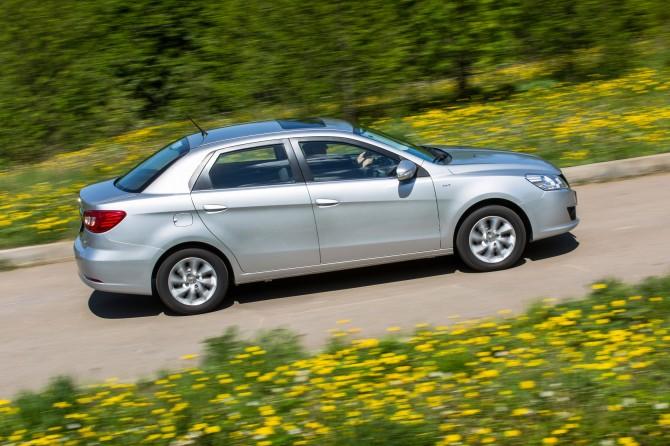Седан DFM S30 покинул рынок автомобилей РФ из-за низких продаж