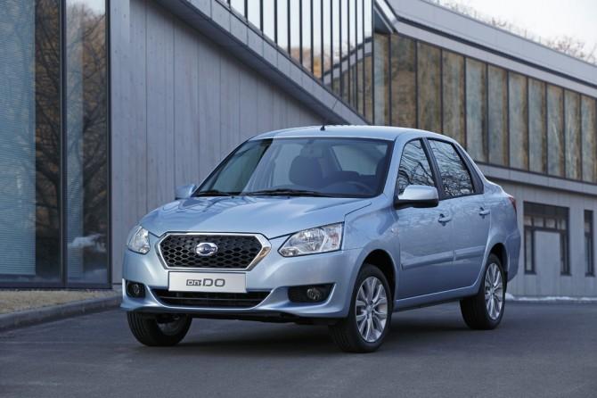Продажи Datsun в Российской Федерации заянварь увеличились на10%