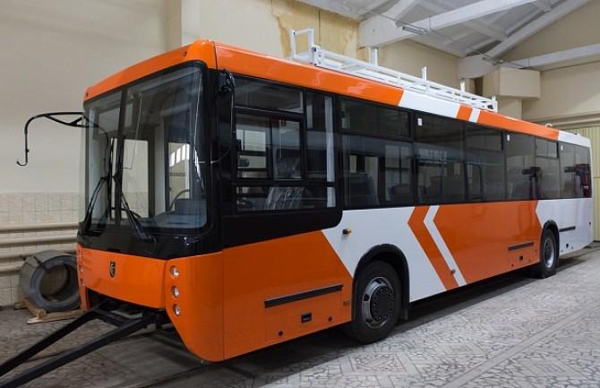 ВУфе появятся стильные троллейбусы