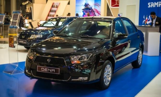 Автомобили Iran Khordo возвращаются на русский рынок
