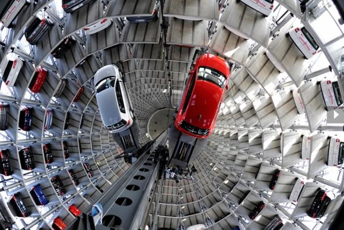 Германский рынок автомобилей продемонстрировал 3-процентный спад вконце зимы