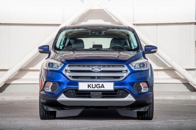 Автомобили Ford стурбированными двигателями набирают популярность вРоссии