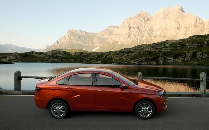 «АвтоВАЗ» отправит наэкспорт в 2017-ом  30 тыс.  авто