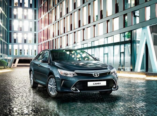 Тойота снизила цены на4 свои модели в Российской Федерации