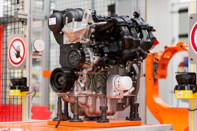 Завод Форд Sollers вЕлабуге произвел 25-тысячный мотор