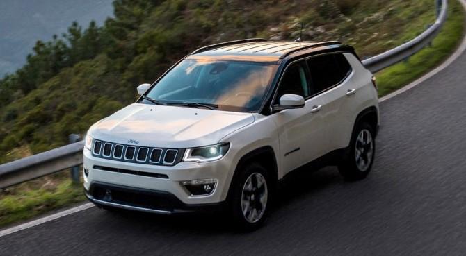 Новый Jeep Compass появится в Российской Федерации вчетвертом квартале 2017 года