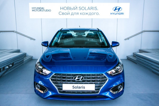 Hyundai Solaris New 3