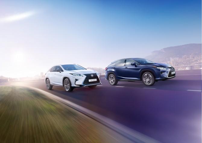 Lexus объявил специальные предложения на покупку своих моделей в апреле