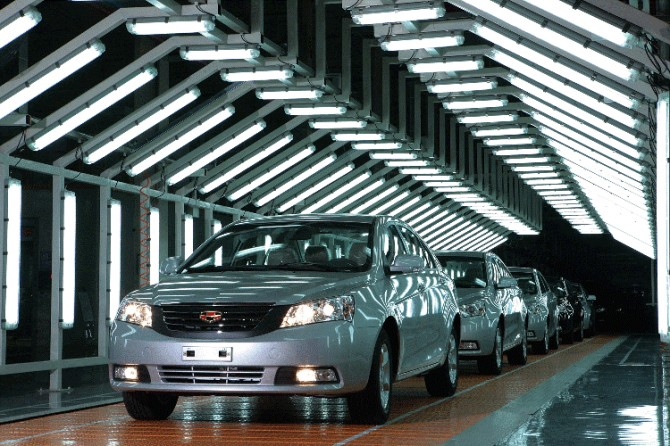 ВКитайской народной республике планирует активизировать развитие автомобильной индустрии