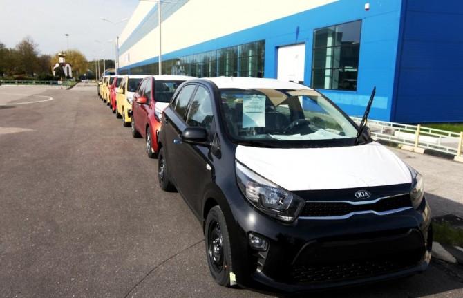 «Автотор» начал производство Киа Picanto обновленного поколения