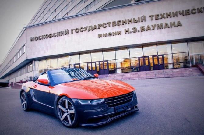 Российский родстер «Крым» получит новую версию