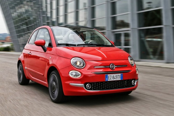 Fiat опроверг прекращение поставок легковых моделей в Россию