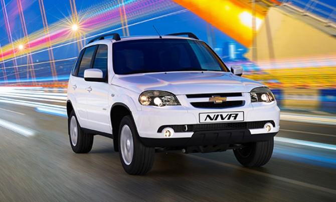 ВКазахстане стартовали продажи Шевроле Niva местного производства