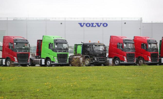 Завод Вольво вКалуге увеличит производство грузовиков в 4 раза