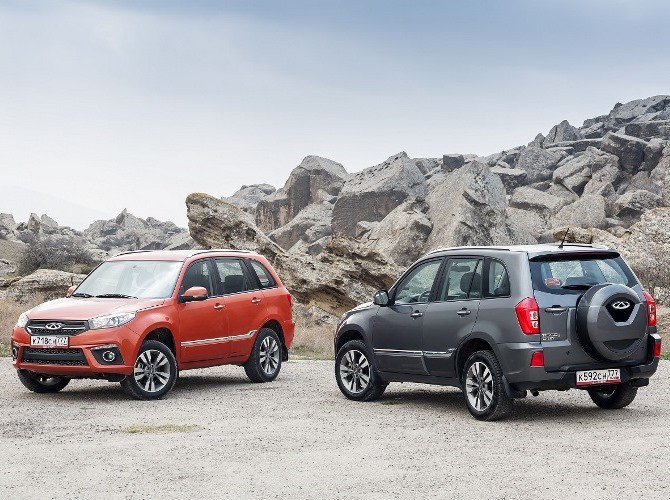 Впервый раз  за11 месяцев продажи китайских машин вРФ показали рост