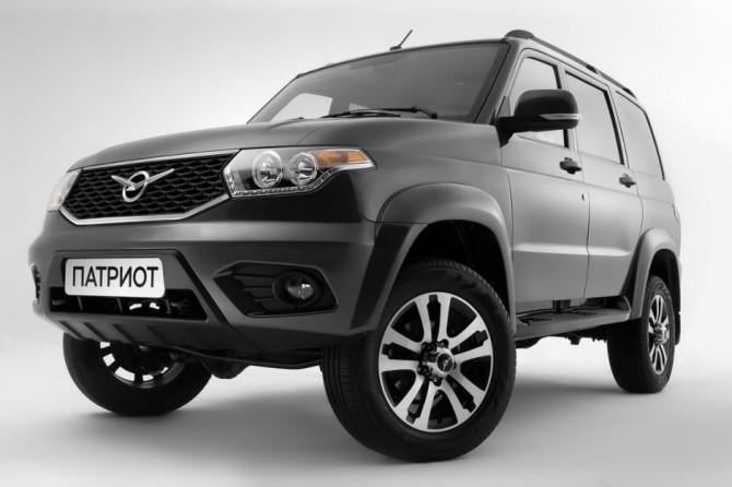 УАЗ снизил цены на вседорожный автомобиль  «Патриот»