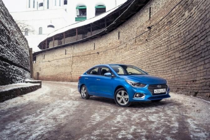 В РФ продали 20 000 единиц Хюндай Solaris обновленного поколения