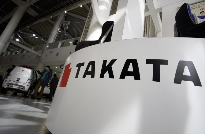 Корпорация Takata объявила обанкротстве ипередаче дел компании вСША