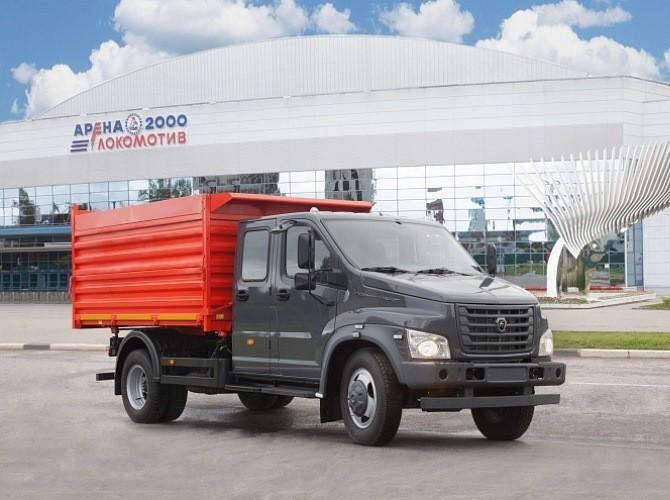 «ГАЗон NEXT» впервые в этом году стал лидером рынка грузовиков