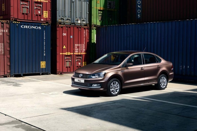 Продажи VW в Российской Федерации летом увеличились на18%