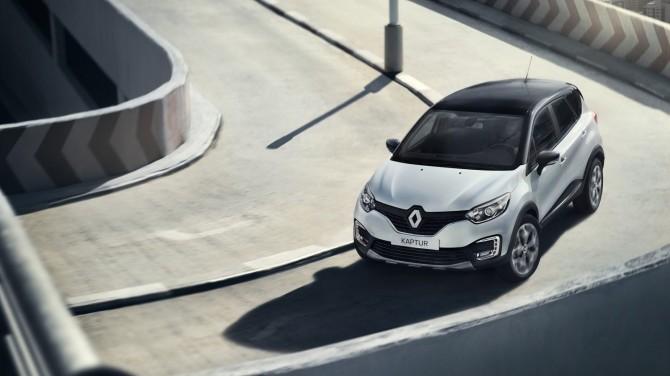 Доля Renault на российском рынке достигла 8,5%