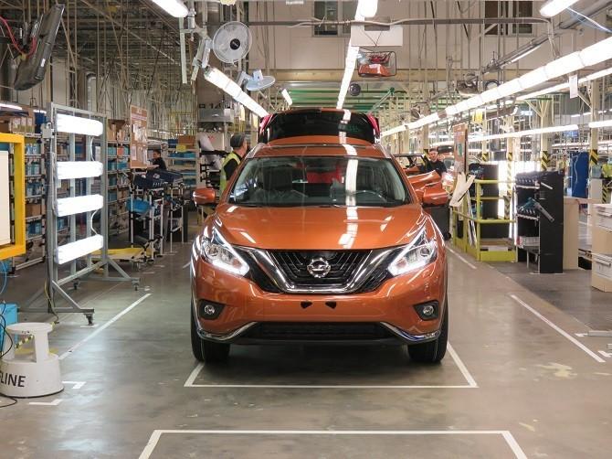 Петербургский завод Nissan планирует увеличить производство на 25%