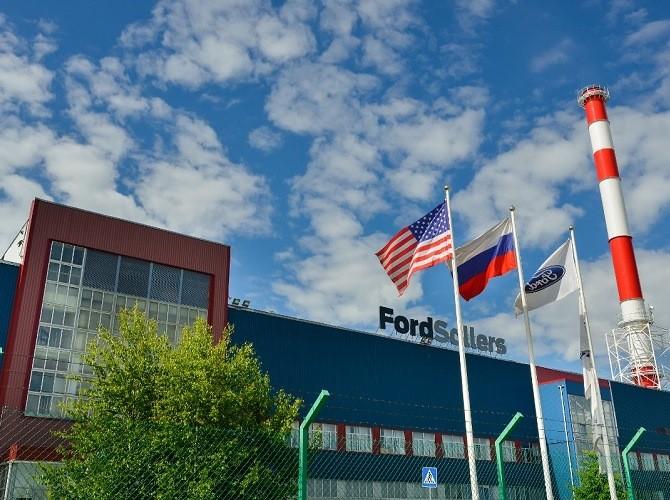 Ford Sollers Vsevolozhsk plant 1200