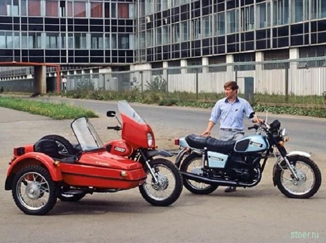 ВИжевске могут возродить производство мотоциклов