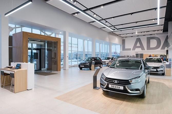 Доля отечественных авто на русском рынке снизилась до25%
