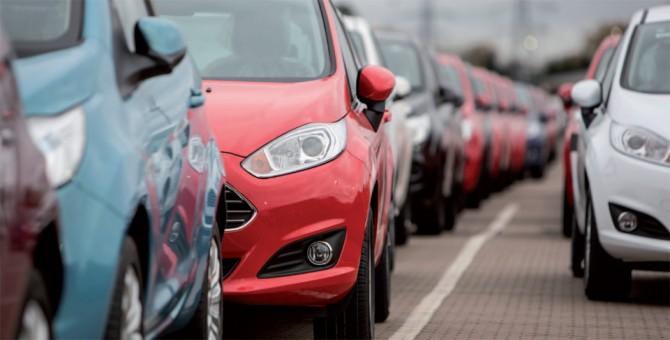 Рынок автомобилей Европы побил десятилетний рекорд