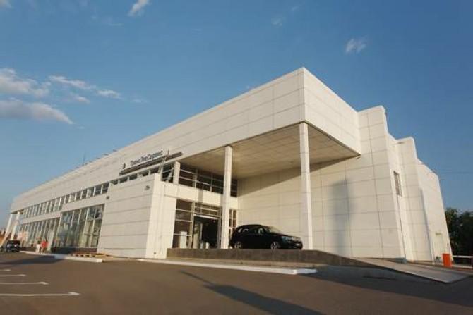 дилерский центр BMW в Оренбурге