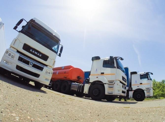 Рынок грузовых автомобилей в России
