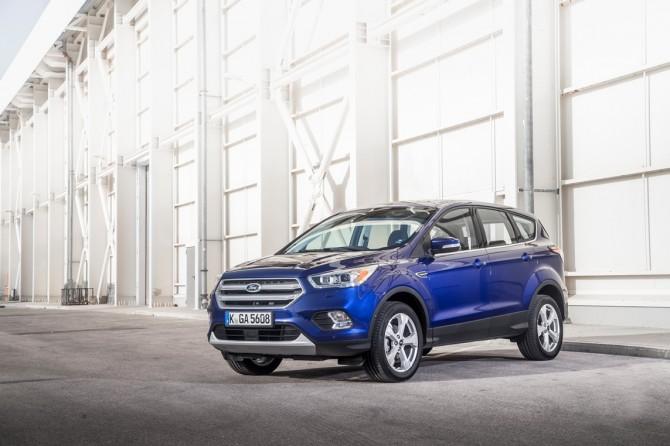 Форд Kuga стал лидером продаж попрограмме льготного автомобильного кредитования