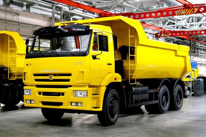 Виюле «КамАЗ» увеличил производство на15%