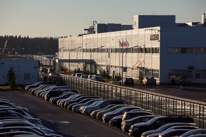 Завод Ниссан вПетербурге будет выпускать модели иных компаний альянса