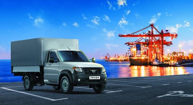 В Российской Федерации открыт предзаказ на фургон «УАЗ Профи»