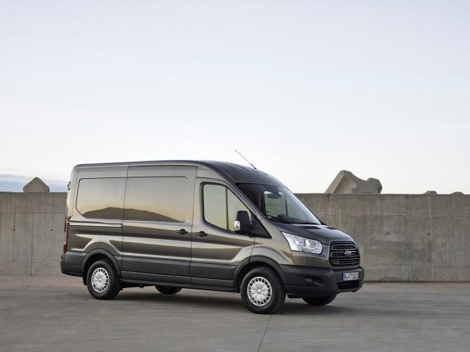 Ford-Transit Van