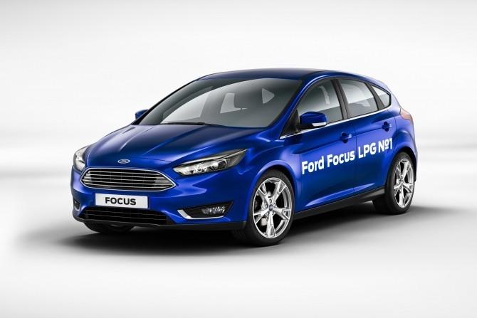 Ford Focus РЅР° газомоторном топРРёРІРµ