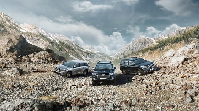 Авто onliner.by: Тойота начала производство улучшенного Land Cruiser Prado