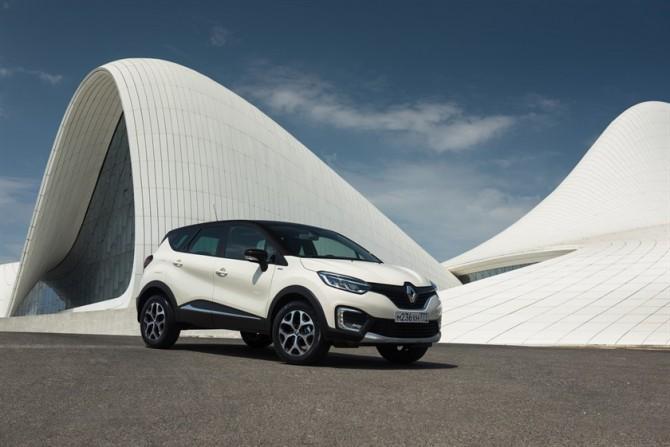 Renault начал продажи лимитированной серии Kaptur