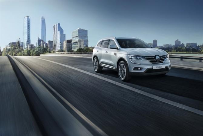 Дизельный Renault Koleos появился на российском рынке
