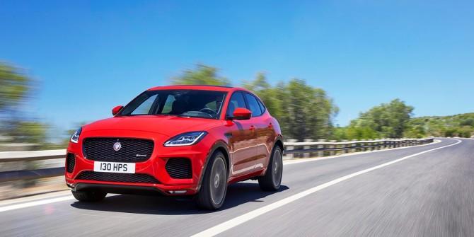 В 2018 году Jaguar Land Rover привезёт в Россию три новых модели