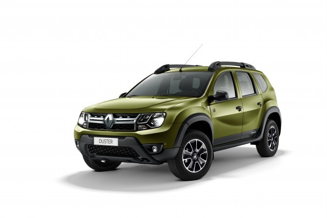 Renault Duster в августе стал лидером рынка SUV в Санкт-Петербурге