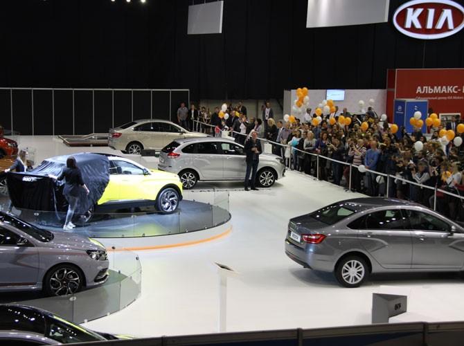 Тольятти впредвкушении автомобильной выставки MOTOREXPO