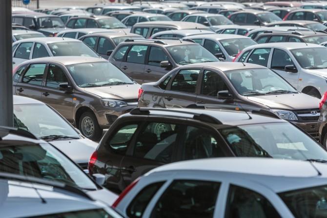 Наибольшее падение рынка новых автомобилей – в Чечне