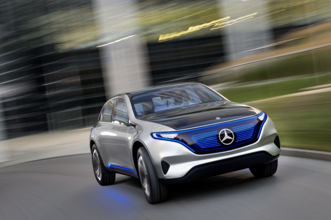 mercedes-benz generation eq concept 2