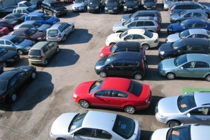 В РФ насчитали 25 000 000 иностранных авто