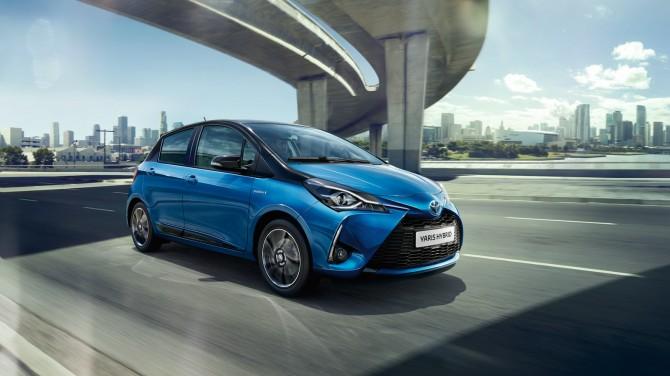 10/10/2017 Toyota Yaris в августе попал в десятку европейских бестселлеров