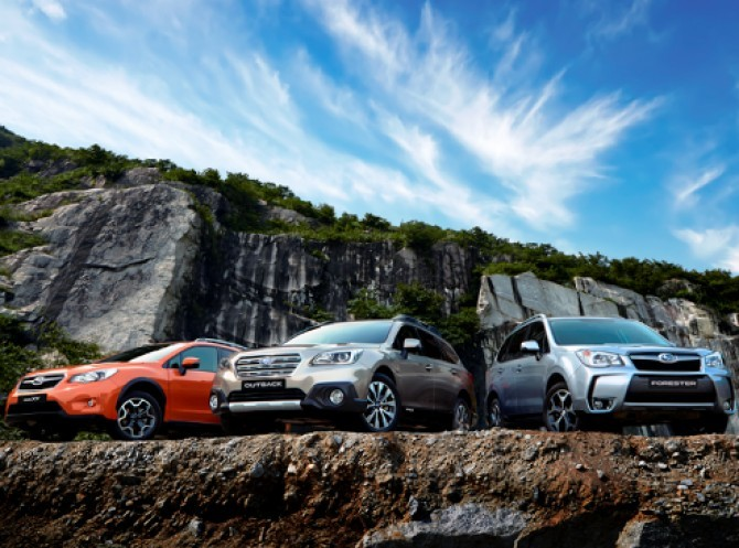 Subaru cars 2